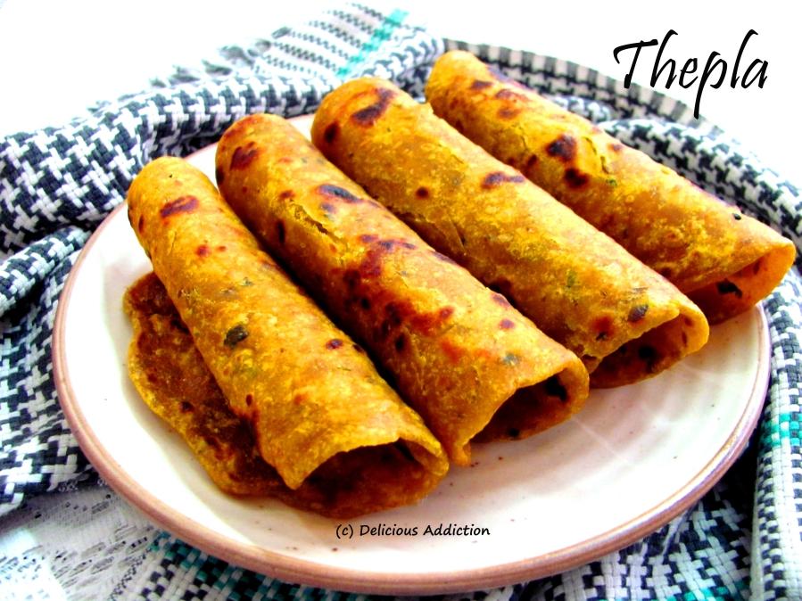 Thepla (Indian FlatBread)