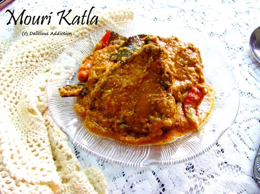 Mouri Katla (Fennel Flavoured FishCurry)