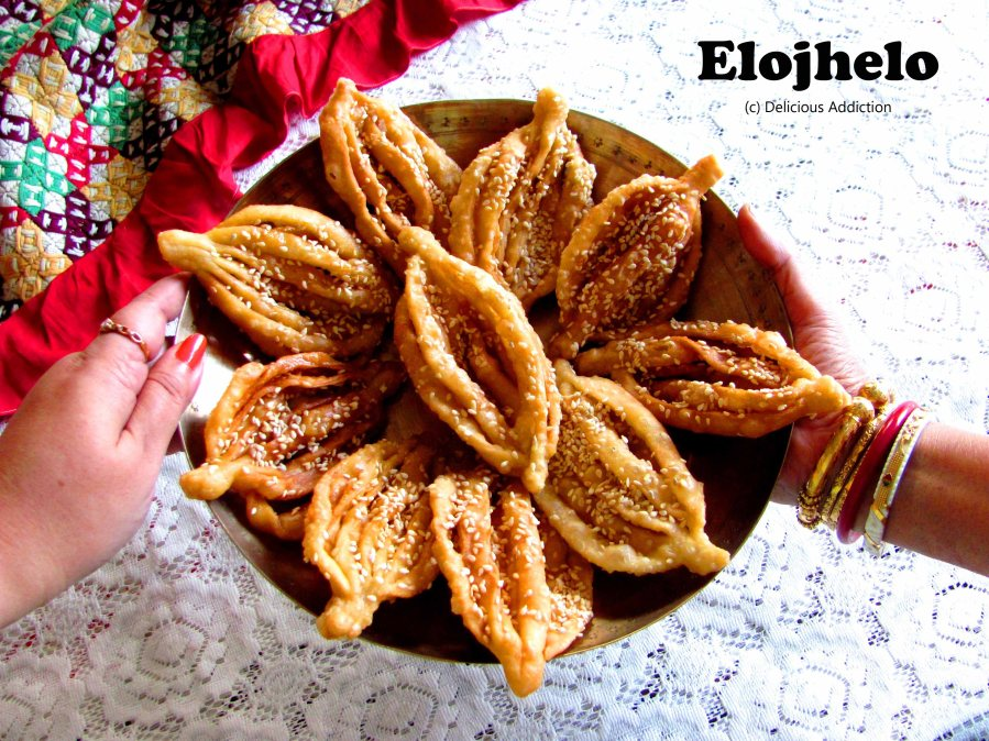 Elojhelo (Bengali SweetSnack)