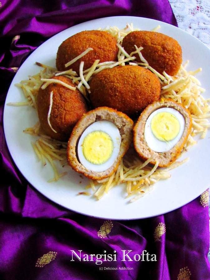 Nargisi Kofta (Scotch Eggs)