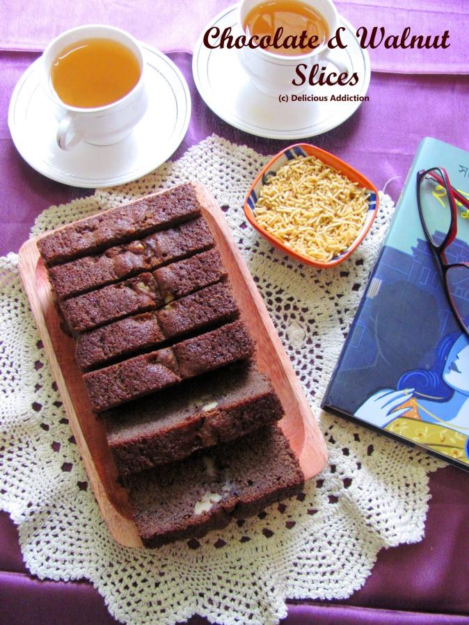 Chocolate & WalnutSlices