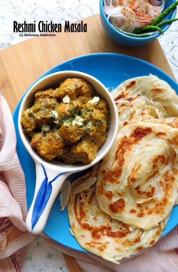 Reshmi Chicken Masala