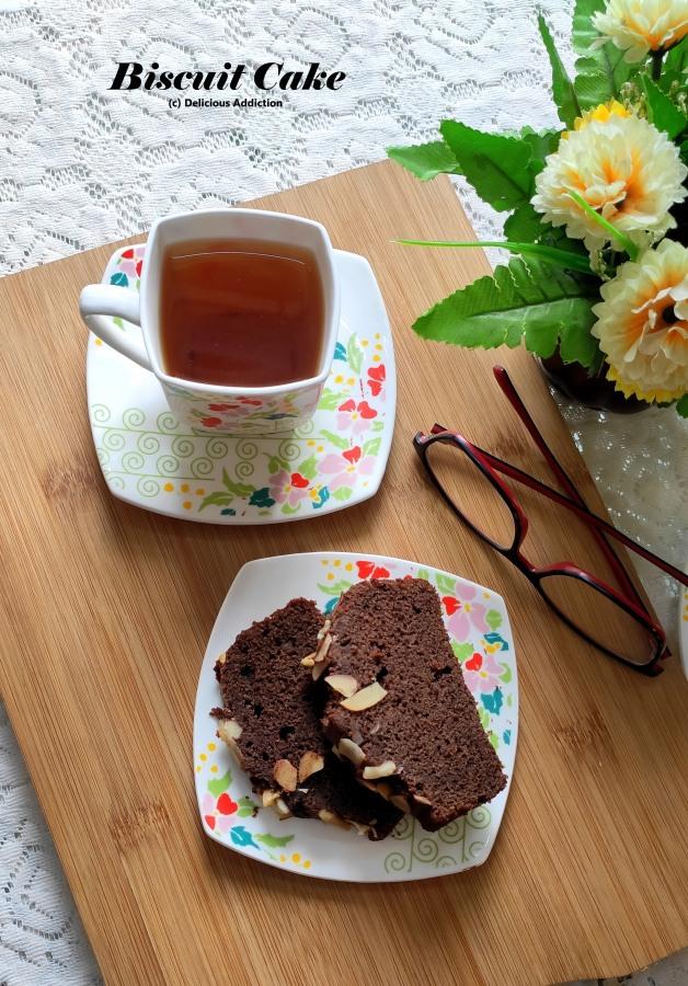 Biscuit Tea-Cake